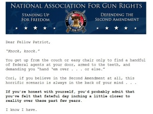 Rand Paul Email 3